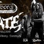 Hate til Viborg Metal Festival