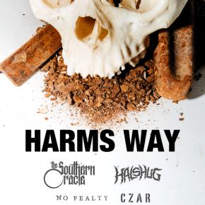 Hardcore fest til Pumpehuset (m. Harm's Way m.fl)