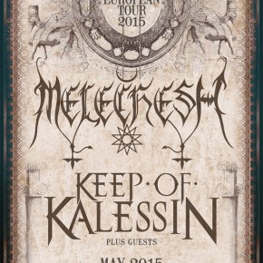 Melechesh + Keep Of Kalessin til Pumpehuset