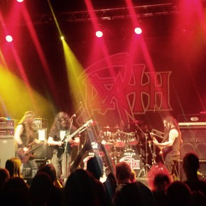 Death To All // Amager Bio 22/3-2015