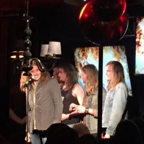High Voltage Rock Awards 2015 reportage