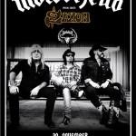 Motörhead + Saxon til Aarhus