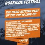 ***afsluttet***Vind billetter til Roskilde Festival (og lyt til metal-playlisten!)