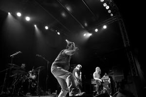 Night Fever på Copenhell. Foto: Henrik Moberg Jessen