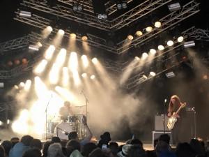 Dolomite Minor på Roskilde Festival. Foto: Weiss