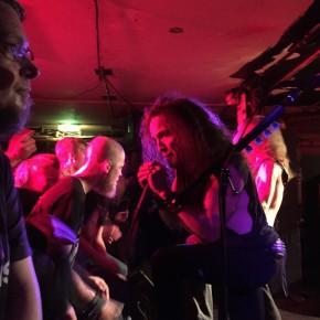 Death Angel + Flotsam and Jetsam // KB18 26/7 2015