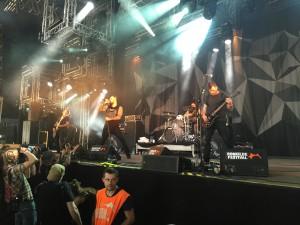 All Pigs Must Die på Roskilde Festival. Foto: Aleg-One