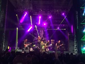 Savage Machine på Wacken 2015. Foto: Weiss