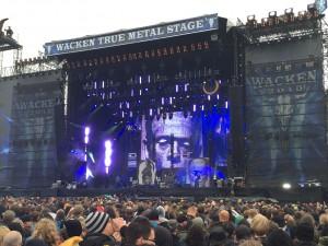 Rob Zombie på Wacken 2015. Foto: Weiss