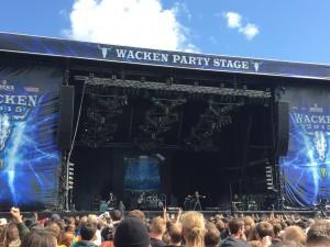 Stratovarius på Wacken. Foto: Weiss