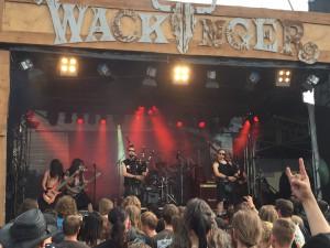 Skiltron på Wacken 2015. Foto: Weiss