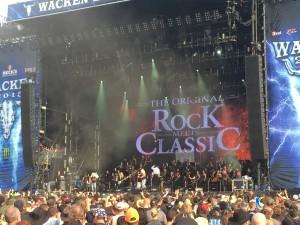 Rock Meets Classic på Wacken 2015. Foto: Weiss