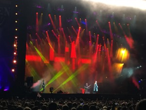 Judas Priest på Wacken 2015. Foto: Weiss