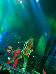 Rob Zombie i Vega. Foto: Weiss