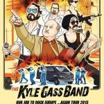 ***Afsluttet***Vind billetter til Kyle Gass i Amager Bio