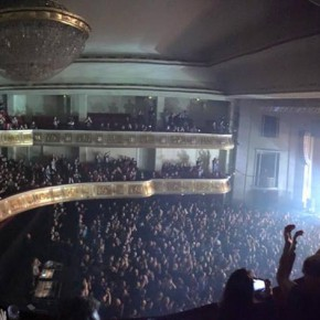 Opeth - Admiralspalast // Berlin 12/10 2015
