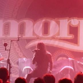 Amorphis til Danmark