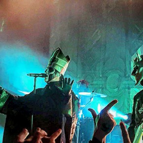 Ghost // Amager Bio 14/11 2015