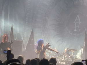 Arch Enemy i Falconer. Foto: Weiss