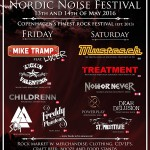 Nordic Noise er klar med line up!