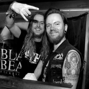 Blastbeast fester på Zeppelin i 2016