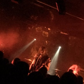 Destruction + Artillery // Pumpehuset 17/12 2015