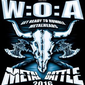 Wacken Metal Battle tilmelding & shows