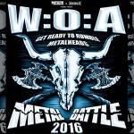 WOA Metal Battle DK 2016: De udvalgte bands