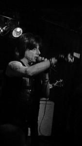 Joe Lynn Turner. Live på High Voltage. Foto: Weiss