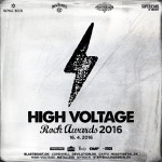 Optakt: High Voltage Rock Awards 2016