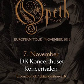Opeth i DR Koncerthuset