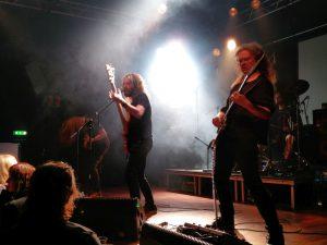 Iotunn. Live WOA Studenterhuset i Aalborg. Foto: Martin Horn Pedersen.