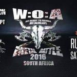 WOA Battle Sydafrika 2016: metal fra den sydlige del af verden
