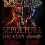 Kreator (+ Sepultura, Soilwork, Aborted) til Amager Bio