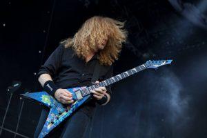 Megadeth. Foto: Henrik Moberg Jessen