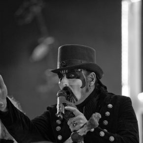 Copenhell reportage 2016 pt. 2 (King Diamond, Blind Guardian, Megadeth m.fl.)