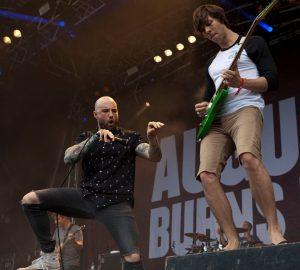 August Burns Red. Foto: Henrik Moberg Jessen
