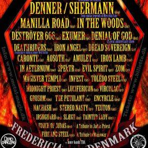 Fokus på... Metal Magic Festival 2016: De danske bands