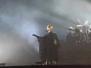Ghost på Roskilde Festival 2016. Foto: Weiss