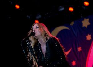 Blues Pills på Roskilde Festival 2016. Foto: Henrik Moberg Jessen
