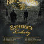 Black Stone Cherry til Danmark