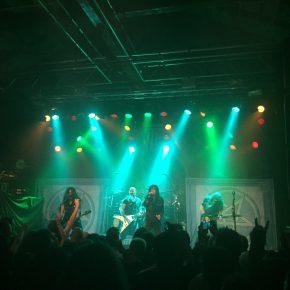 Anthrax // Pumpehuset 11/7 2016