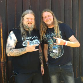 Interview med Enslaved