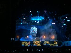Iron Maiden på Wacken 2016. Foto: Weiss