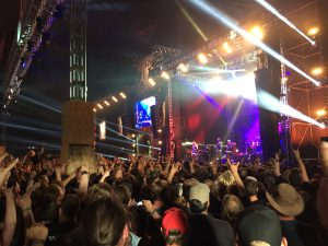 Fest til Gloryhammer på Wacken 2016. Foto: Weiss