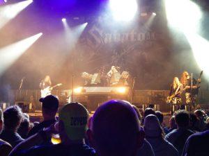 Sabaton på Smukfest 2016. Foto: Martin Horn Pedersen