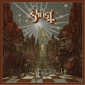"""Ghost - """"Popestar"""" EP"""