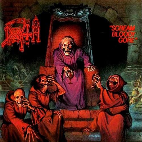 "Death's ""Scream Bloody Gore"""