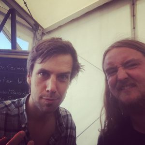 Angus McFife fra Gloryahmmer & Weiss