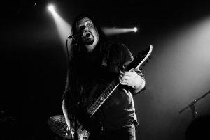 Evergrey i Pumpehuset. Foto: jannie Ravn Madsen